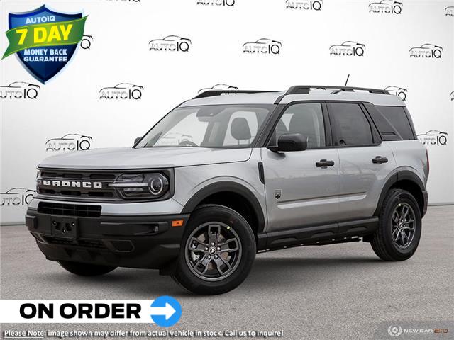 2021 Ford Bronco Sport Big Bend (Stk: 21BS4870) in Kitchener - Image 1 of 22