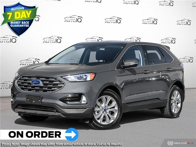 2021 Ford Edge Titanium (Stk: 21D5260) in Kitchener - Image 1 of 23