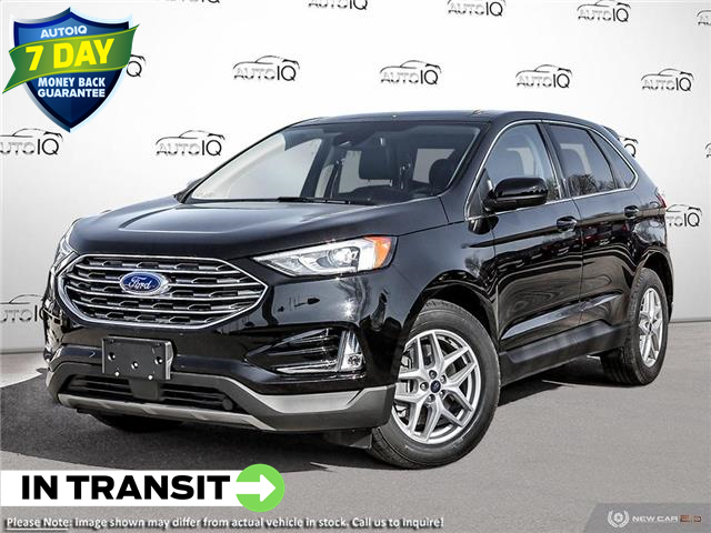 2021 Ford Edge SEL (Stk: DD012) in Sault Ste. Marie - Image 1 of 18