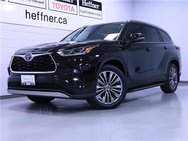 2020 Toyota Highlander Limited (Stk: 215570) in Kitchener - Image 1 of 28