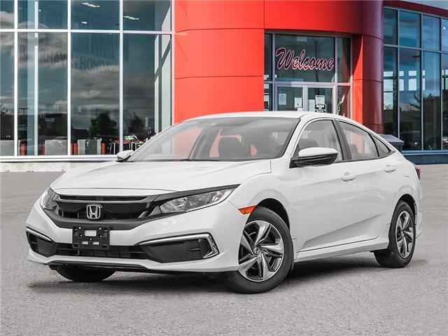 2021 Honda Civic LX (Stk: 3544) in Ottawa - Image 1 of 23
