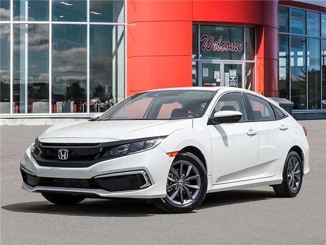 2021 Honda Civic EX (Stk: 3565) in Ottawa - Image 1 of 23