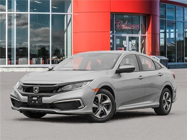 2021 Honda Civic LX (Stk: 3679) in Ottawa - Image 1 of 23