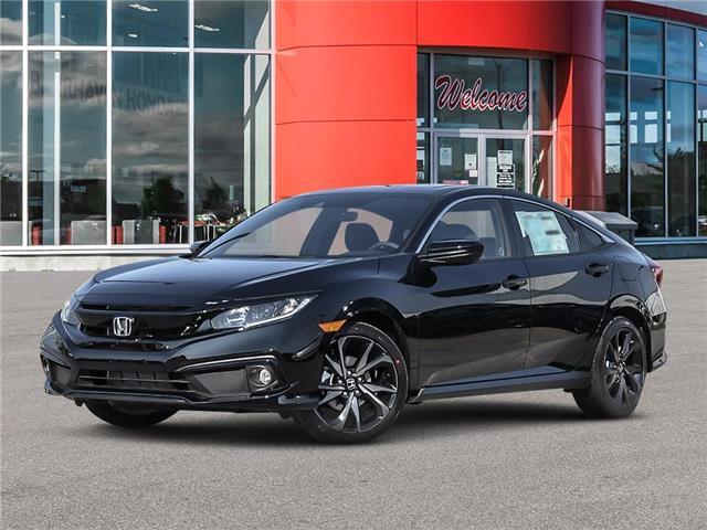 2021 Honda Civic Sport (Stk: 3694) in Ottawa - Image 1 of 23
