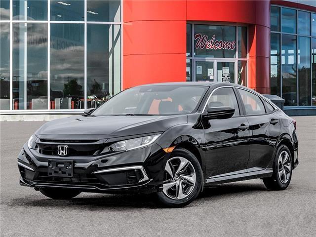 2021 Honda Civic LX (Stk: 3693) in Ottawa - Image 1 of 23