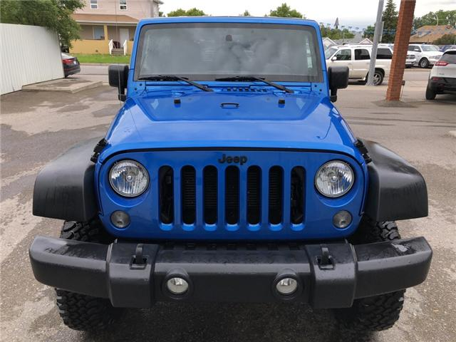 2014 Jeep Wrangler Unlimited Rubicon (Stk: 12401) in Fort Macleod - Image 2 of 15