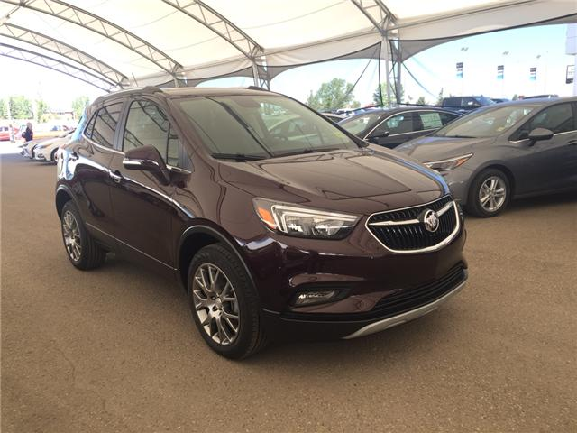 2018 Buick Encore Sport Touring (Stk: 165413) in AIRDRIE - Image 1 of 20