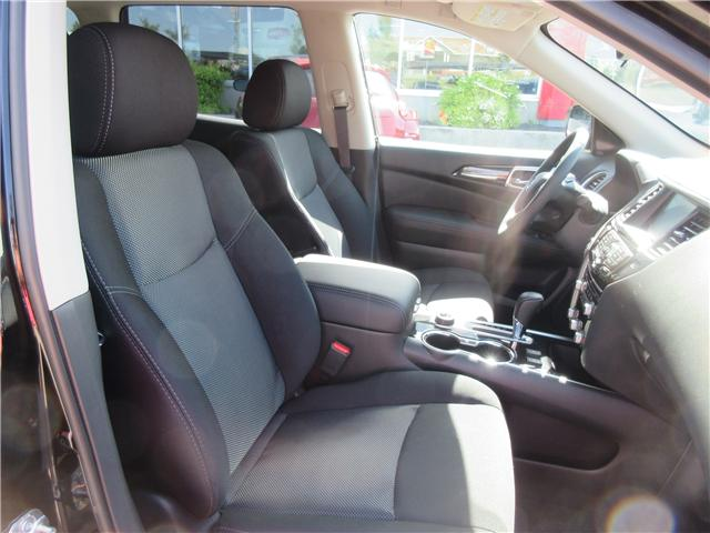 2018 Nissan Pathfinder SV Tech (Stk: 205) in Okotoks - Image 6 of 27