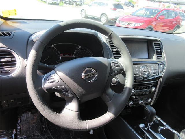 2018 Nissan Pathfinder SV Tech (Stk: 205) in Okotoks - Image 10 of 27