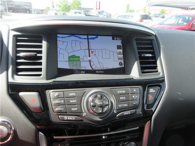 2018 Nissan Pathfinder SV Tech (Stk: 205) in Okotoks - Image 7 of 27