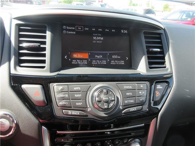 2018 Nissan Pathfinder SV Tech (Stk: 205) in Okotoks - Image 12 of 27