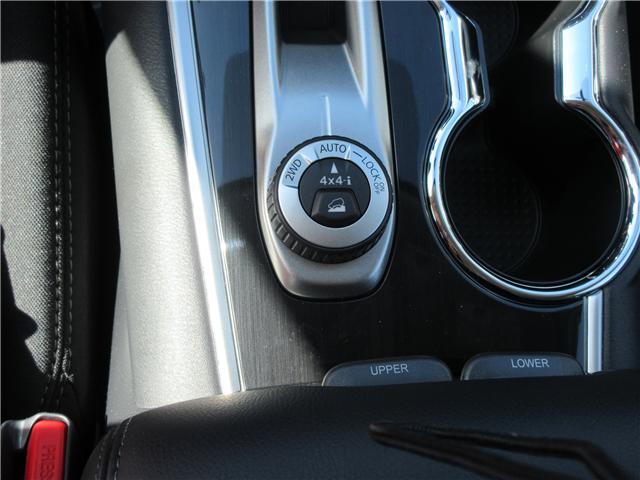 2018 Nissan Pathfinder SV Tech (Stk: 205) in Okotoks - Image 17 of 27