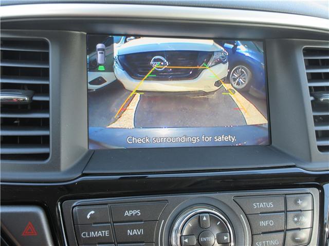 2018 Nissan Pathfinder SV Tech (Stk: 205) in Okotoks - Image 8 of 27