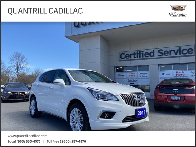 2018 Buick Envision Preferred (Stk: 127484A) in Port Hope - Image 1 of 16