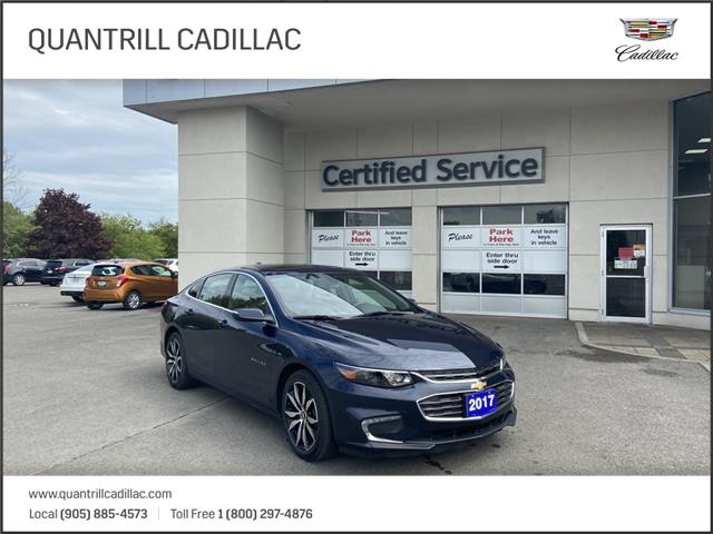 2017 Chevrolet Malibu 1LT (Stk: 21932A) in Port Hope - Image 1 of 20