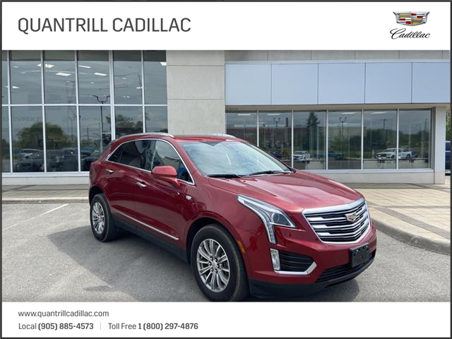 2019 Cadillac XT5 Luxury (Stk: 188443) in Port Hope - Image 1 of 1