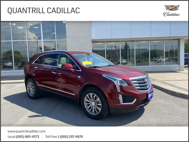 2017 Cadillac XT5 Luxury (Stk: 21850A) in Port Hope - Image 1 of 21