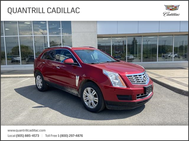 2015 Cadillac SRX Luxury (Stk: 135721A) in Port Hope - Image 1 of 1