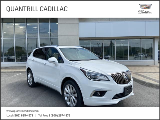 2017 Buick Envision Premium I (Stk: 21968A) in Port Hope - Image 1 of 1