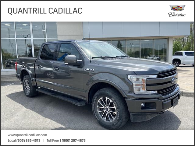 2018 Ford F-150 Lariat (Stk: 21847A) in Port Hope - Image 1 of 1