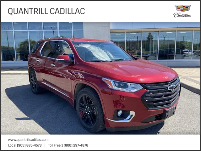 2020 Chevrolet Traverse High Country (Stk: 21856A) in Port Hope - Image 1 of 1