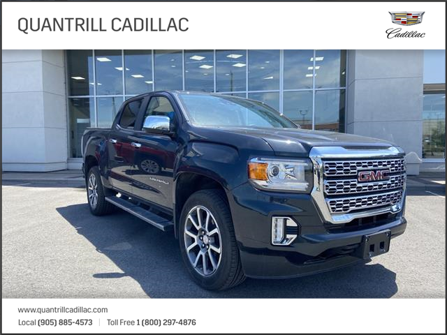 2021 GMC Canyon Denali (Stk: 21943A) in Port Hope - Image 1 of 1