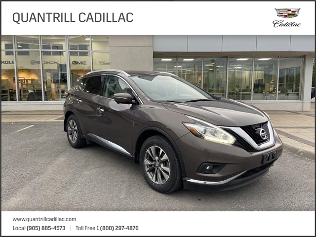 2015 Nissan Murano SL (Stk: 211096A) in Port Hope - Image 1 of 1