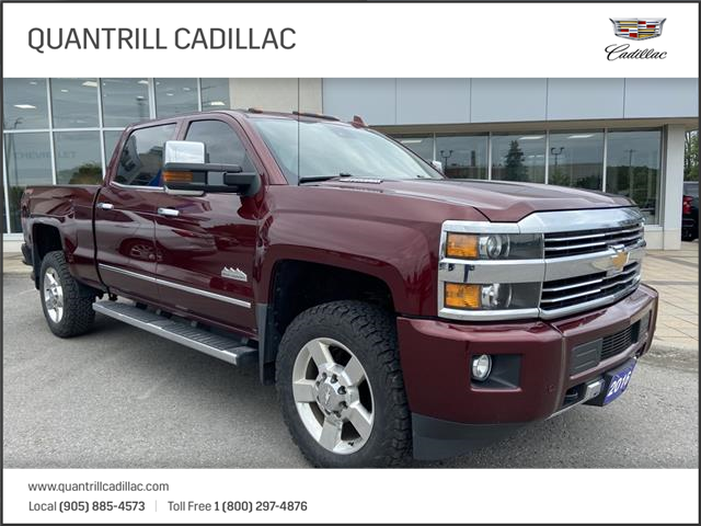 2016 Chevrolet Silverado 2500HD High Country (Stk: 21846A) in Port Hope - Image 1 of 1