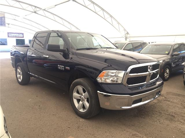 2017 RAM 1500 SLT (Stk: 165862) in AIRDRIE - Image 1 of 19