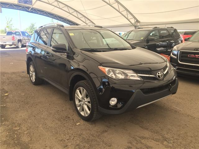 2015 Toyota RAV4  (Stk: 165362) in AIRDRIE - Image 1 of 22