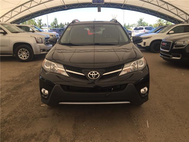 2015 Toyota RAV4  (Stk: 165362) in AIRDRIE - Image 2 of 22