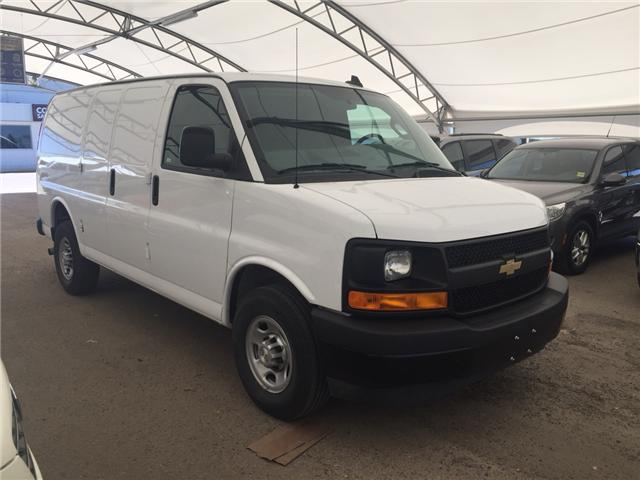 2017 Chevrolet Express 2500 1WT (Stk: 165858) in AIRDRIE - Image 1 of 17
