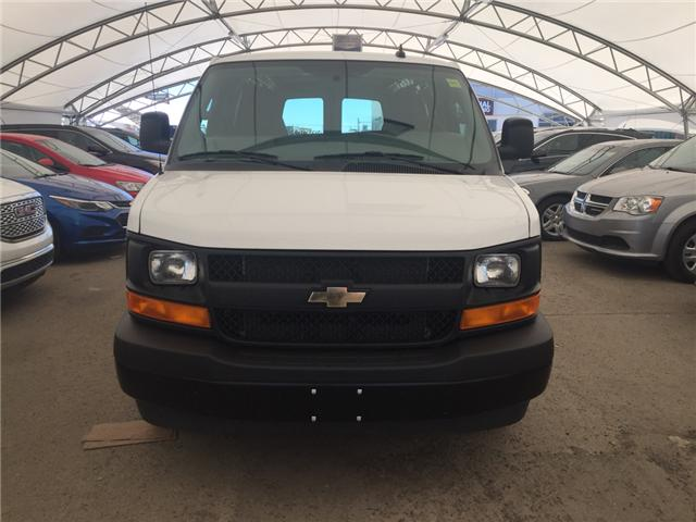 2017 Chevrolet Express 2500 1WT (Stk: 165858) in AIRDRIE - Image 2 of 17