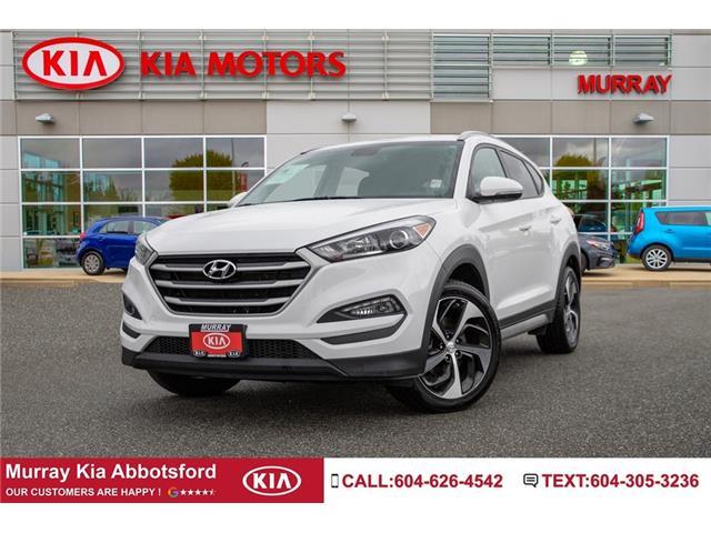 2017 Hyundai Tucson Premium (Stk: ST14881B) in Abbotsford - Image 1 of 22
