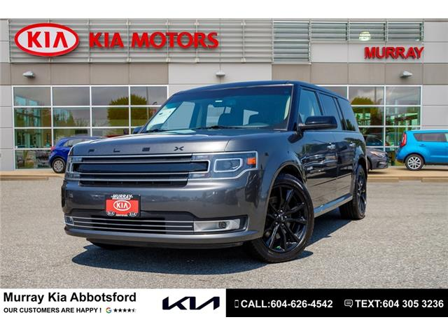 2018 Ford Flex Limited (Stk: SR16430A) in Abbotsford - Image 1 of 20