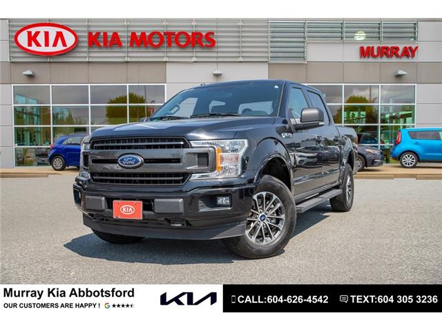 2018 Ford F-150 XLT (Stk: M1922) in Abbotsford - Image 1 of 23