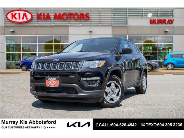 2019 Jeep Compass Sport (Stk: CR28618A) in Abbotsford - Image 1 of 20