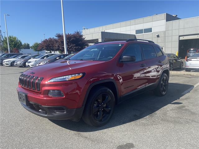 2016 Jeep Cherokee Sport (Stk: NV02482A) in Abbotsford - Image 1 of 10