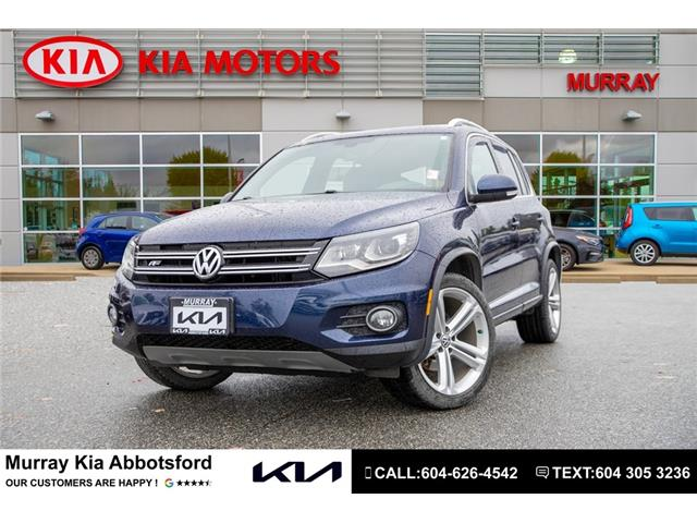 2016 Volkswagen Tiguan Highline (Stk: SP22602A) in Abbotsford - Image 1 of 21