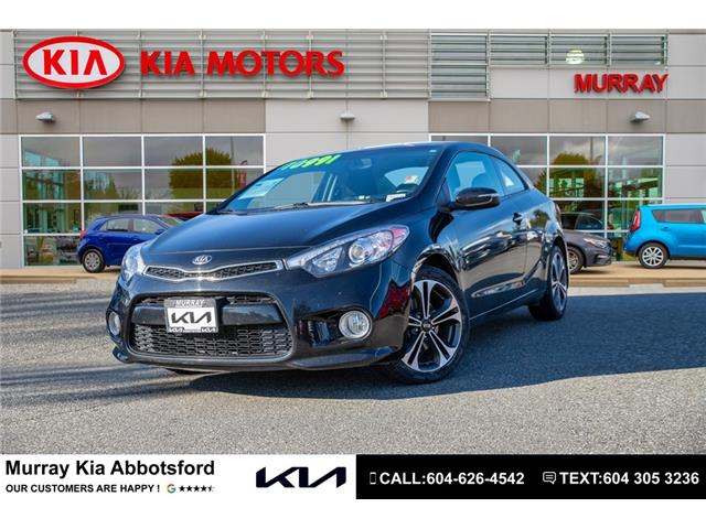 2014 Kia Forte Koup 2.0L EX (Stk: M1979) in Abbotsford - Image 1 of 13