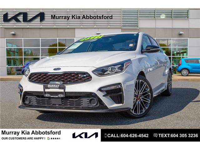 2020 Kia Forte GT (Stk: M1972) in Abbotsford - Image 1 of 21
