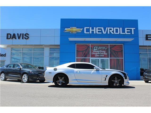 2010 Chevrolet Camaro SS (Stk: 153534) in Claresholm - Image 2 of 19