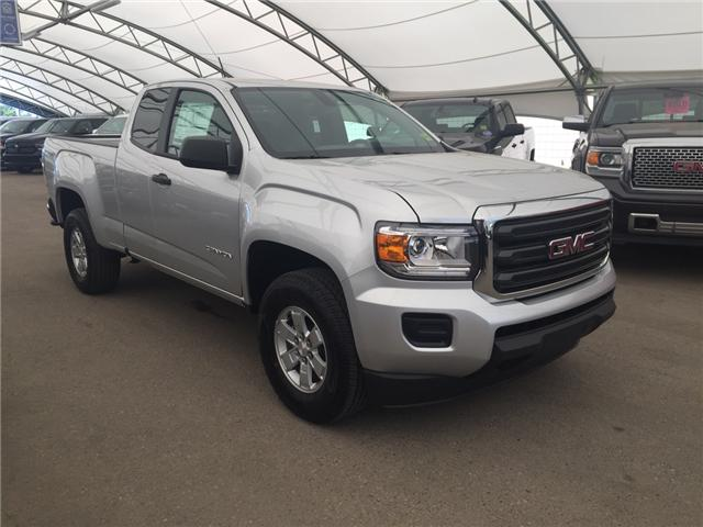 2018 GMC Canyon Base (Stk: 164928) in AIRDRIE - Image 1 of 18