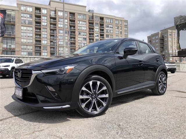 2019 Mazda CX-3 GT (Stk: P5307) in North York - Image 1 of 30