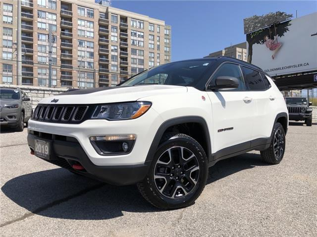 2019 Jeep Compass Trailhawk (Stk: P5305) in North York - Image 1 of 30