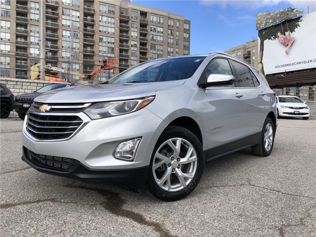 2018 Chevrolet Equinox Premier 2GNAXVEV7J6175041 P5297 in North York