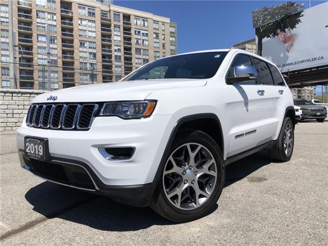 2019 Jeep Grand Cherokee Limited (Stk: P5367) in North York - Image 1 of 30