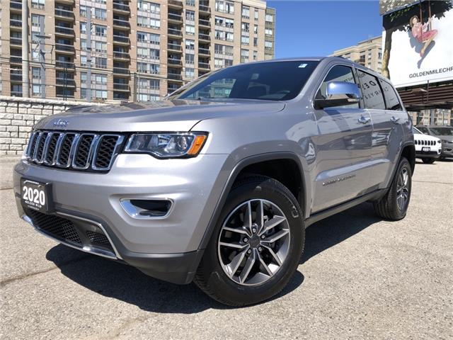 2020 Jeep Grand Cherokee Limited 1C4RJFBG0LC224650 P5357 in North York