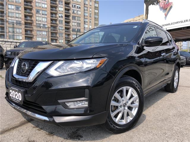 2020 Nissan Rogue SV (Stk: P5371) in North York - Image 1 of 29