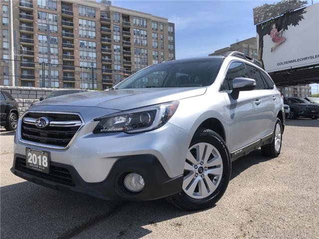 2018 Subaru Outback  (Stk: P5373) in North York - Image 1 of 29